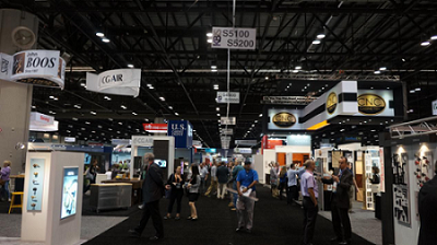 PTH Participated in the International Builders' Show in America1