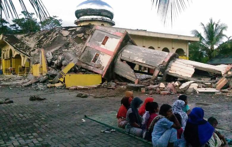 6.5 Degree Earthquake4