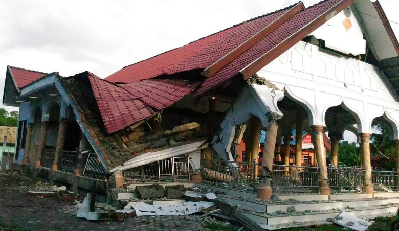 6.5 Degree Earthquake3