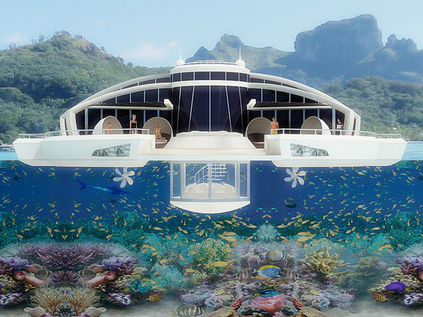 The Solar Floating Resort1