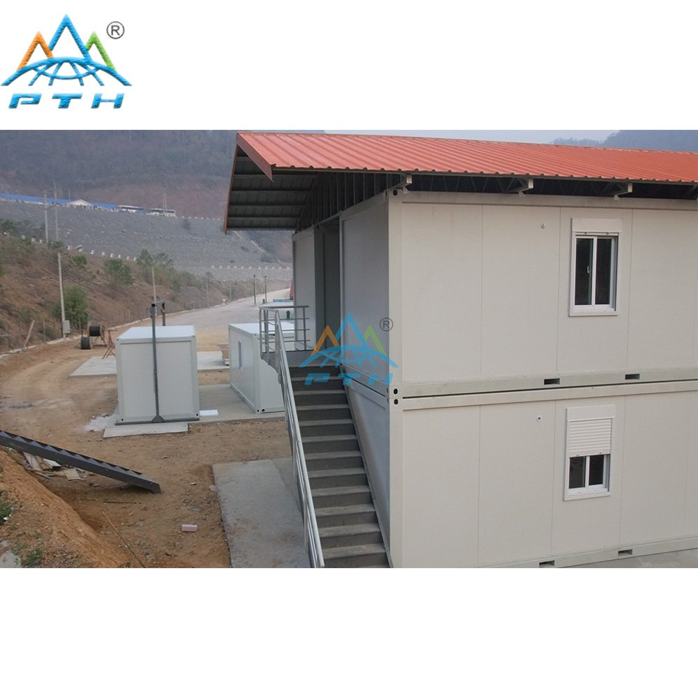 Laos Container House Project