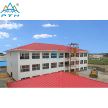 High Quality Light Steel Structure Hotel in Gabon