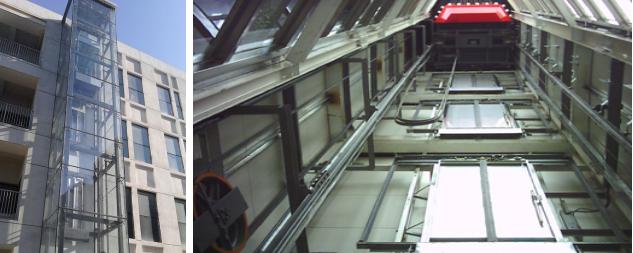 建立垂直运输系统解决方案