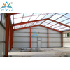 Prefabricated Economical Steel Structure Warehouse in Sweden
