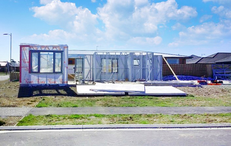 Prefabricated housing