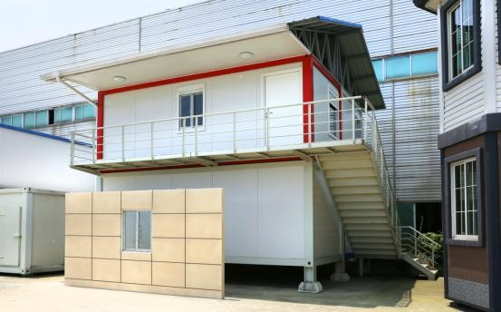 PTH prefab container houses for custom design