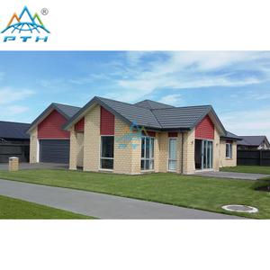 Cheap Modular Home Small Luxury Prefab Steel Design Villa