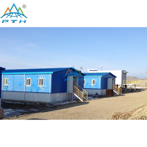 Custom-made cheap luxury prefab container home