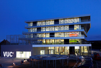 Which do you like best among these fashionable school buildings?