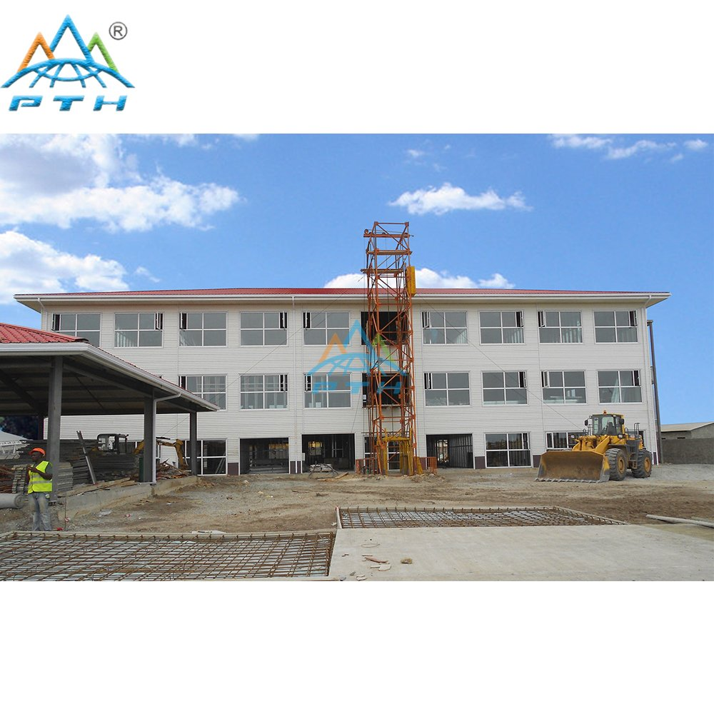 Hotel Building | 3 storey house