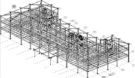 PTH steel structure hotel detail design-2