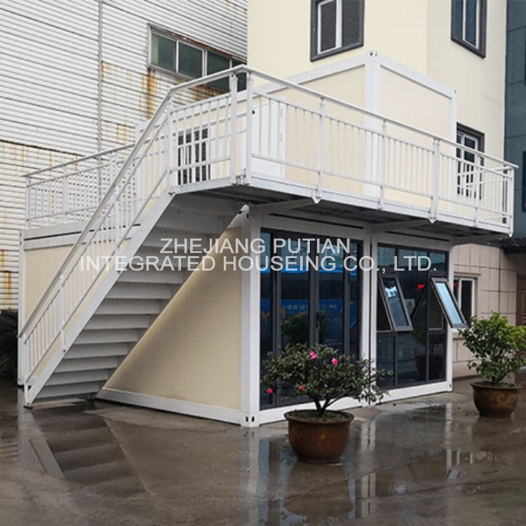 PTH customized container house solution cases-8