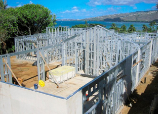 Prefabricated steel buildings have an excellent ability to resist typhoons.jpg