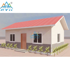 ECO Home (2 bedrooms and 1 washroom)