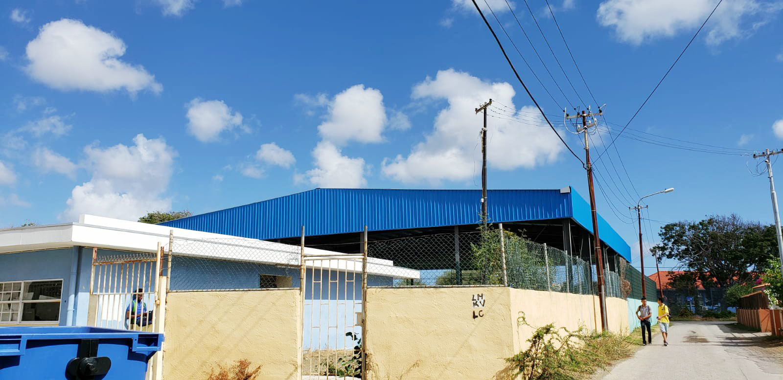 steel sporting facilities outlook