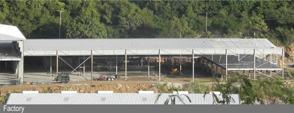 Finished Steel Warehouse Buildings (Industrial Building)-3