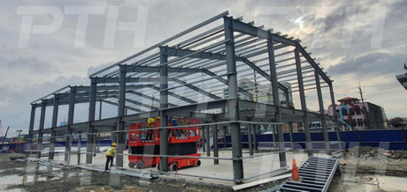 Steel structure of steel frame building.jpg